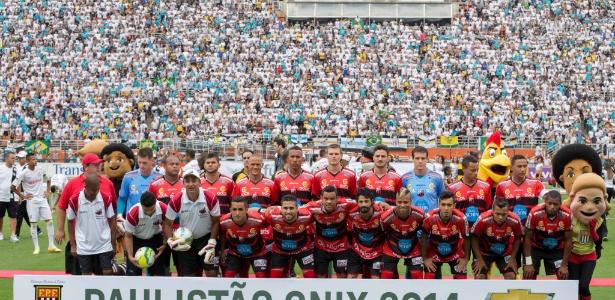 Ituano não se intimidou com Pacaembu lotado por grande maioria santista e sagrou-se campeão paulista de 2014