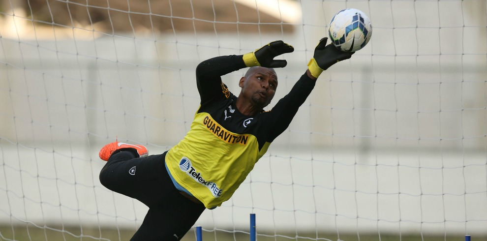 Jefferson, convocado pela seleção brasileira nesta quarta, é o principal ídolo da torcida do Glorioso
