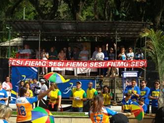 Jogos Sesi Juiz de Fora já apontam os primeiros campeões