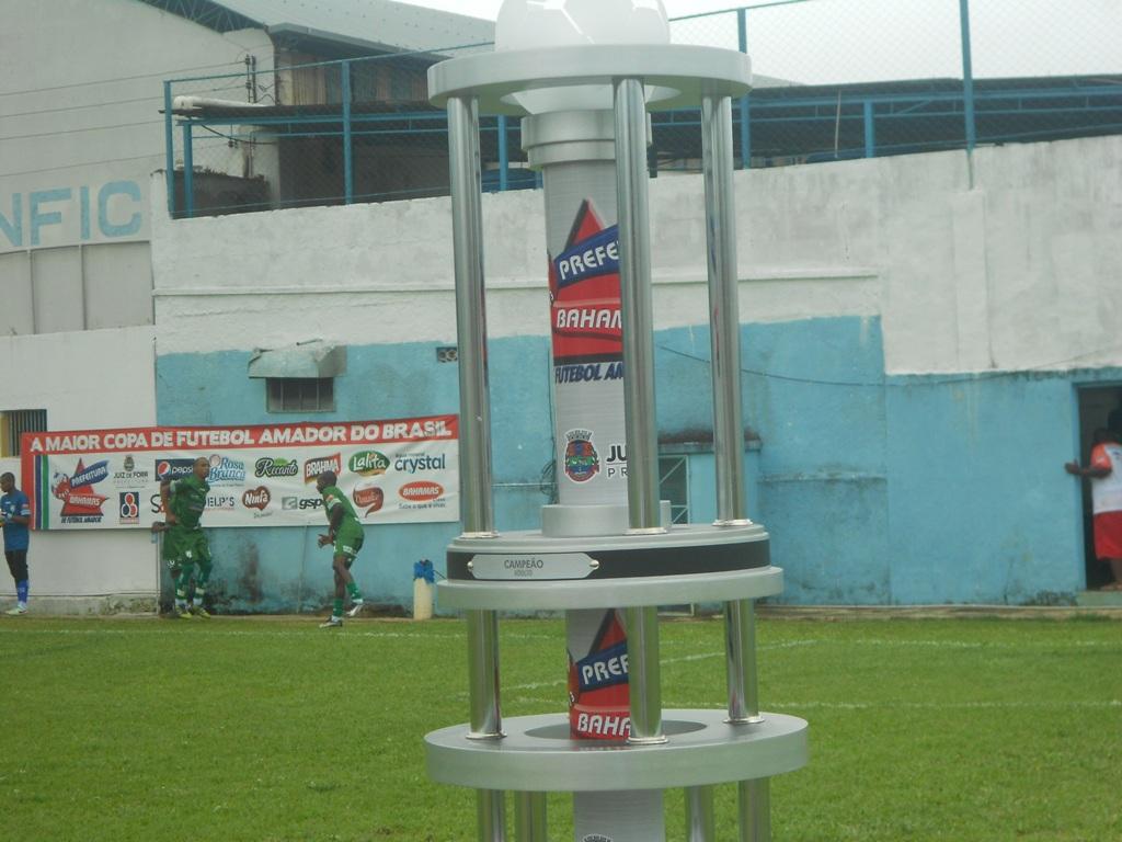 Copa Prefeitura Bahamas de Futebol Amador 2013