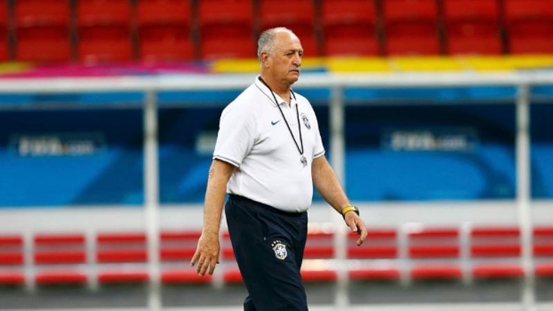 Felipão não continua na seleção brasileira