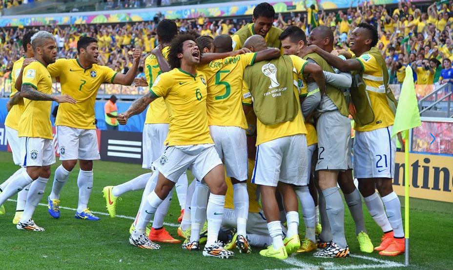 Seleção Brasileira enfrenta a Colômbia nesta sexta-feira em partida das quartas de final da competição