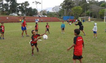 Projeto Try Rugby MG encontra boa receptividade em Juiz de Fora