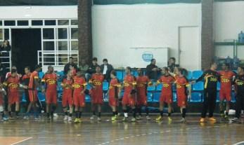 ADJF/MRS perde para Maringá por 33 a 26 na estreia da Liga Nacional de Handebol. Veja fotos