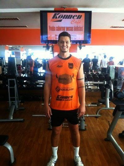 Ponta ex-UFJF, Reffatti é uma das apostas do Voltaço para esta temporada