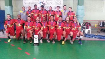 ADJF/MRS estreia na Liga Nacional de Handebol Masculino neste sábado