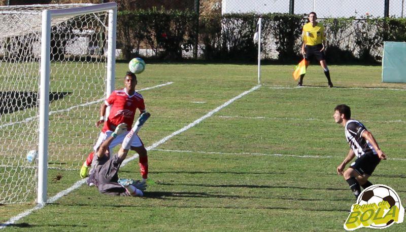 11 - no rebote segundo gol