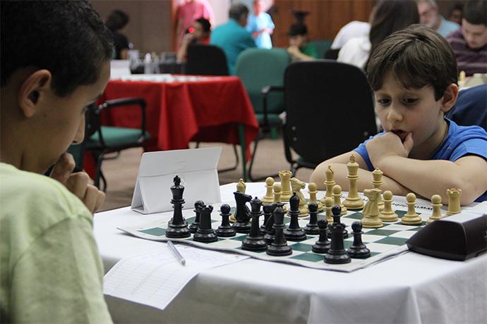 Juiz de Fora recebe neste fim de semana o Aberto Brasileiro de Xadrez