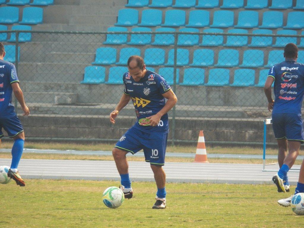 Habilidade e criação de Ewerton Maradona é uma das armas do Tupi para partida em Belém