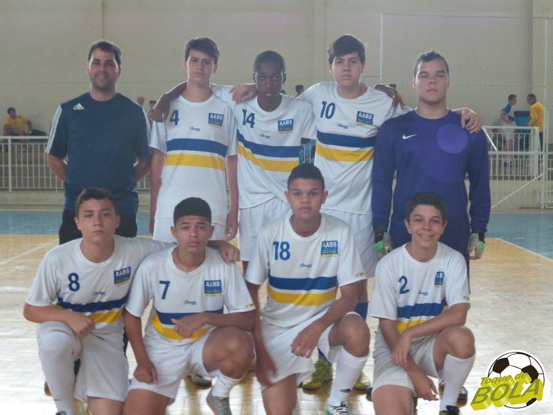 Equipe da AABB