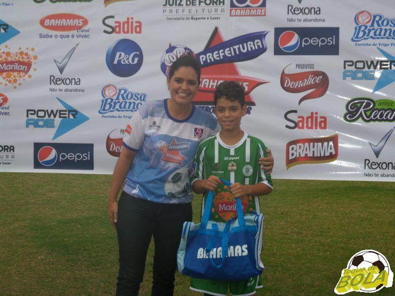 Leonardo Gonçalves Pereira garantiu a conquista, com um gol assinalado no segundo tempo da decisão