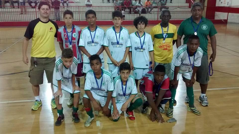Sport Club Juiz de Fora: vice-campeão sub-13