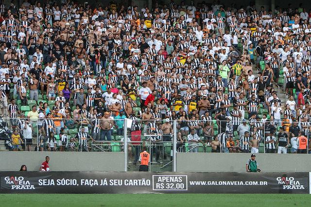 Partida de estreia entre Atlético e Tupi, na Arena Independência, tem o maior público do campeonato até a segunda rodada