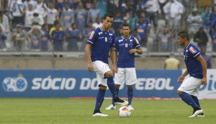 Atacante Leandro Damião é uma das novidades celestes para a temporada