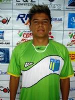 Júnior Lemos estava no Nacional de Muriaé (Foto: Site Nacional)