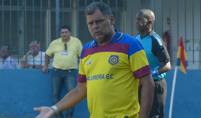 Toninho Dutra, técnico do Madureira, remonta a equipe para a Série C (Foto:  FutRio)