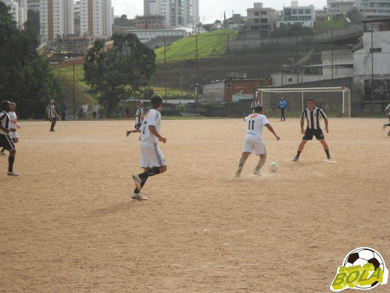 Final master da Copa JF entre Botafoguinho/Grajaú e Amigos do Cacai