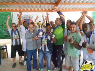 E a história se repete: Botafoguinho/Grajaú é bicampeão Master na Copa JF