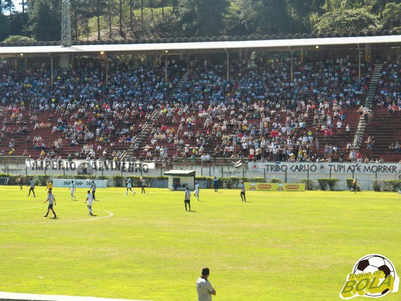 Partida teve 3.437 torcedores presentes no Estádio Municipal