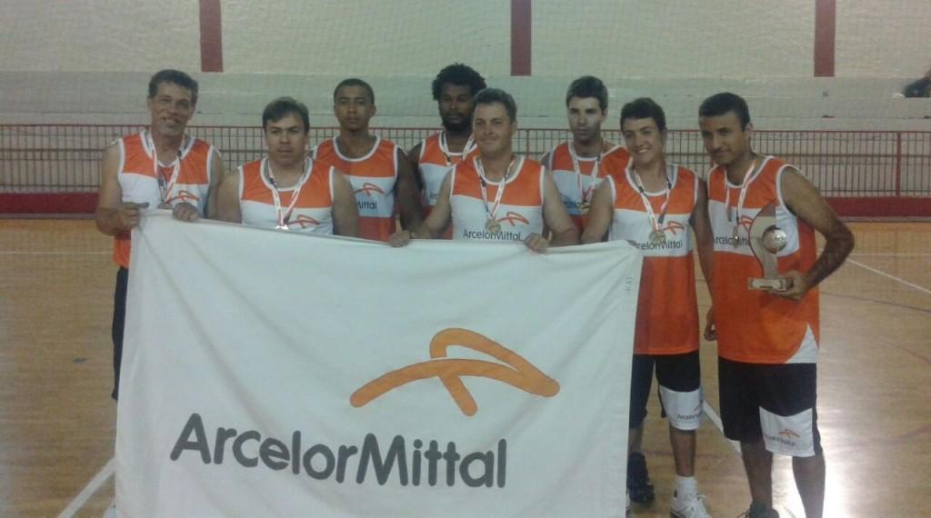 Equipe de basquete masculino da ArcelorMittal Juiz de Fora