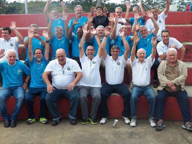 Panathletas na Feijoada do Esporte 2015