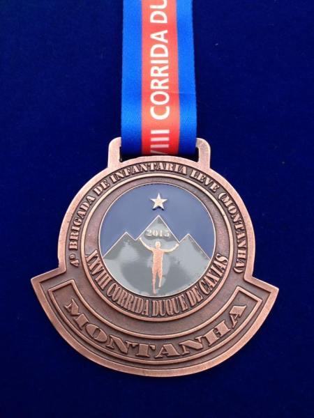 Prova conta com bela medalha para todos os participantes que completarem a prova