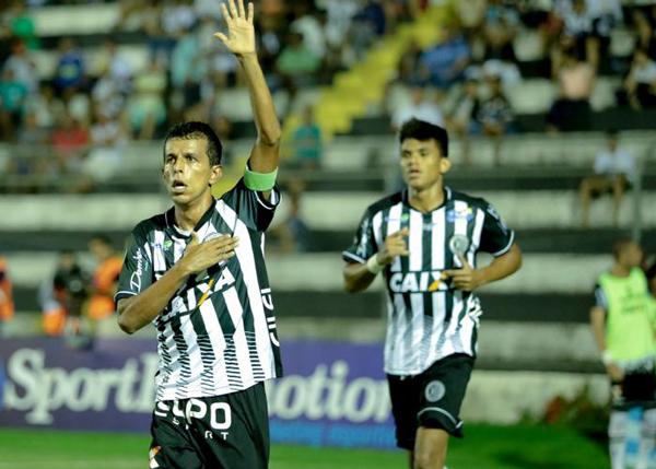 O meia Didira é uma das referência do ASA (Foto: Ailton Cruz / Gazeta de Alagoas)