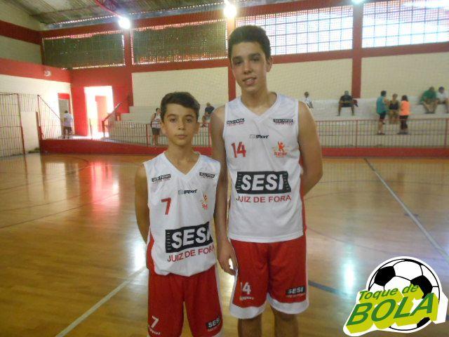Thúlio e Henrique marcaram juntos mais pontos que toda a equipe do PBF/Olímpico