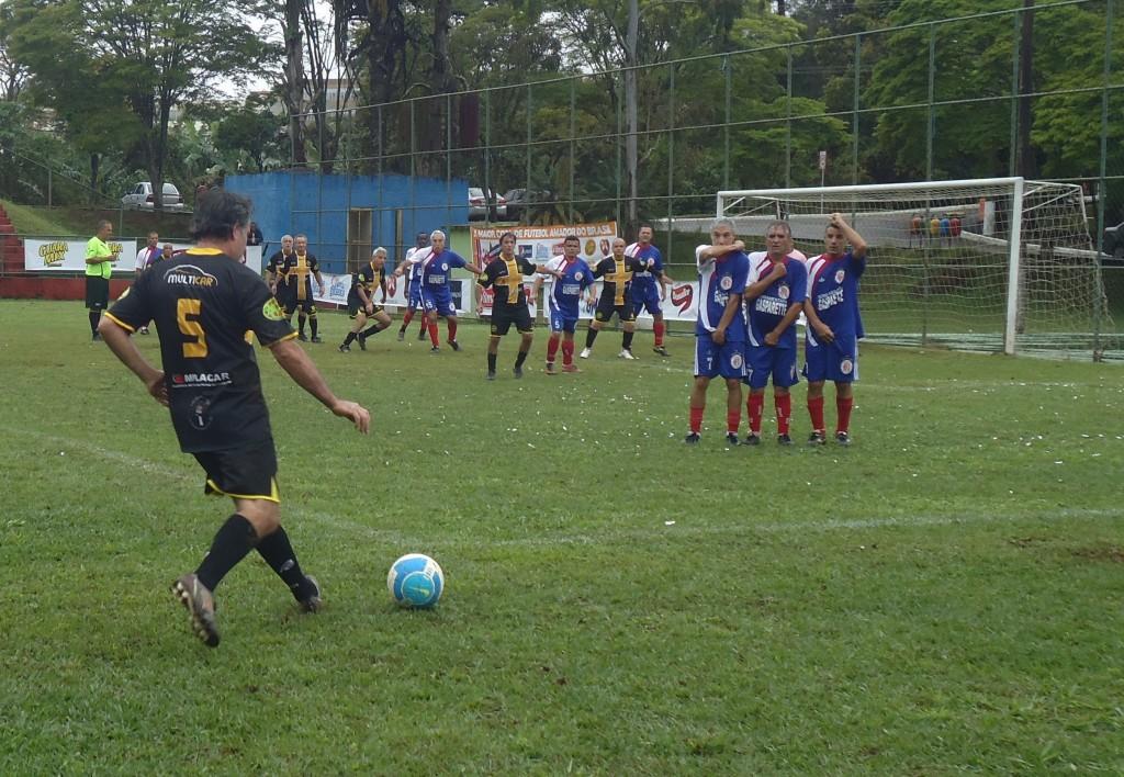 Jogo da rodada terminou com vitória de 3 a 0 do Bavet FC sobre a AE Uberabinha Superfreios