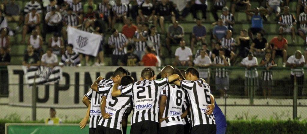 No primeiro jogo, Tupi construiu vantagem de dois gols diante do ASA-AL (foto: site oficial do Tupi)