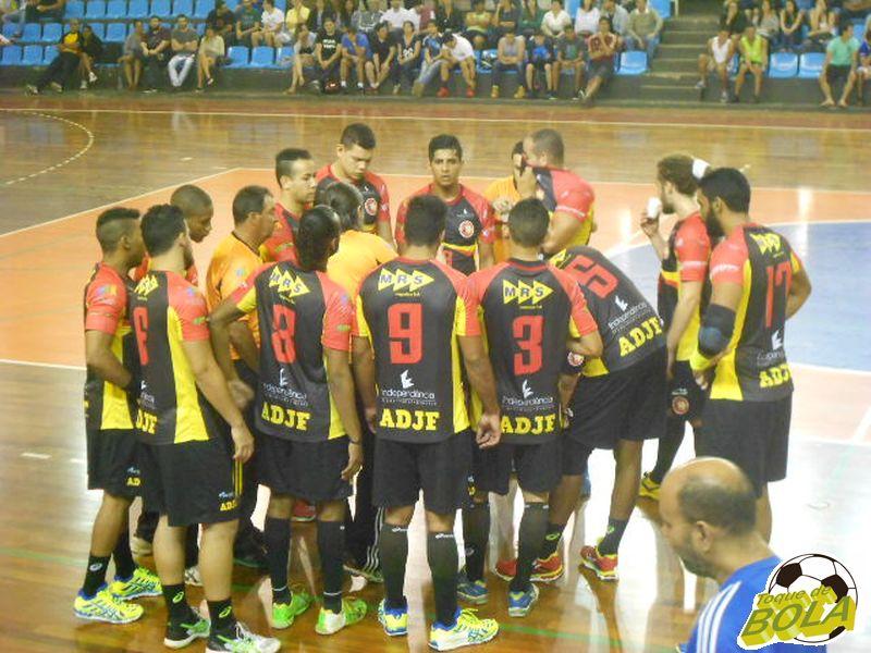 ADJF/Independência Trade/MRS busca segunda vitória na Liga Nacional