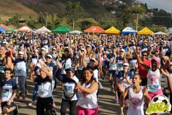 """""""Corrida e Caminhada Todos pela Inclusão"""": mais de mil participantes confirmados"""