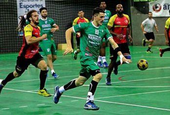 ADJF perde na estreia da Liga Nacional e já encara nova pedreira no sábado