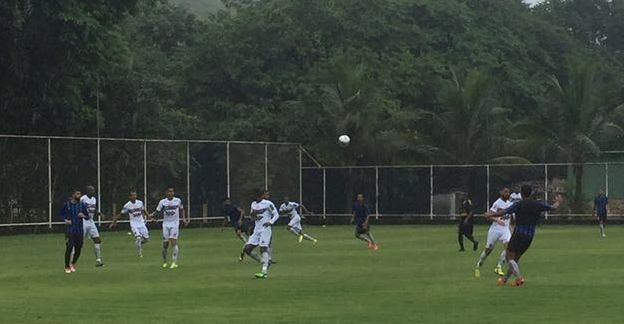 Tupi jogou de branco na goleada diante do Tigres