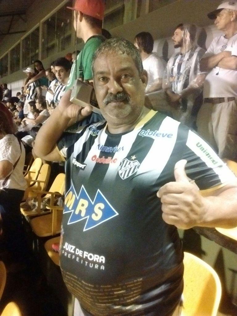 """Geraldo Anselmo dos Santos: """"Quando o Guarani fez o gol, achamos que seria difícil recuperar"""""""