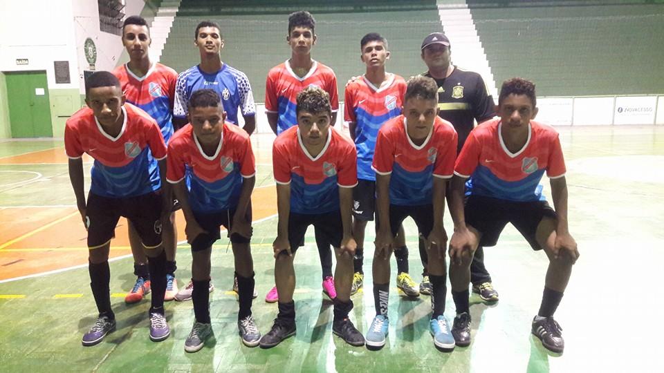 Equipe infanto juvenil da DSF SPORTS, comandada por Daniel Fontinelli