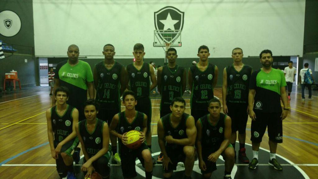 JF Celtics sub-17 (Foto: Divulgação)