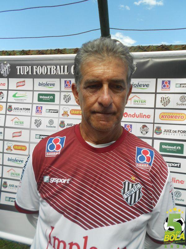 Treinador do Tupi, Drubscky espera Paysandu defensivo