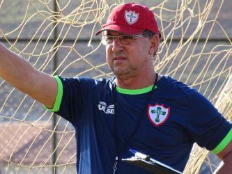 Novo técnico do Tupi, Estevam Soares fala em força-tarefa para buscar a reação na Série B