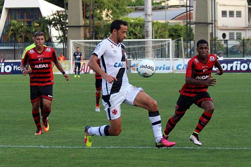 Vasco bateu Oeste com gol nos instantes finais. Foto: Carlos Gregório Jr - Vasco