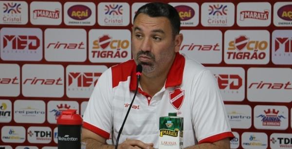 Guilherme Alves não joga a a toalha e ainda confia na possibilidade do acesso