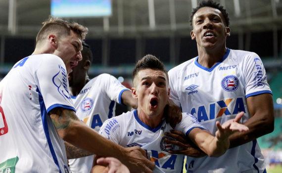 Bahia: vitória que mantém as esperanças de acesso