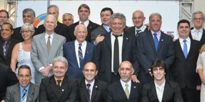 Associados  do Panathlon Club Juiz de Fora no Mérito Esportivo Panathlon 2015