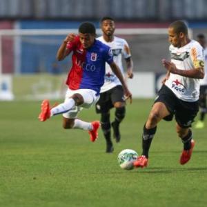 Na despedida  da Série B, Tupi venceu o Paraná  fora de casa por  2 a 0