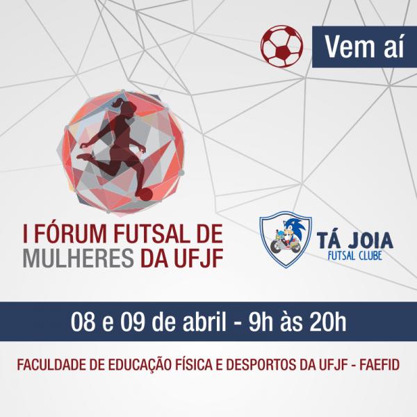 Forum de Futsal Feminino  7e64113b0f2c1