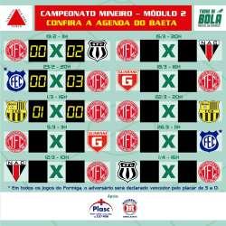 Módulo 2: Baeta perde com gol nos acréscimos e precisa da vitória domingo