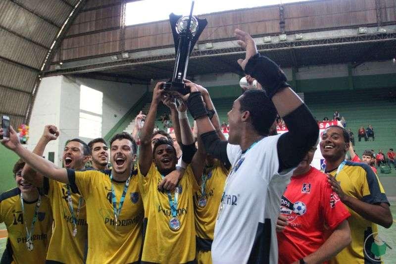 Futsal Sub-20 tem Tupi x Bom Pastor na noite desta sexta, na Federal