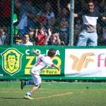 Vibração no campo e na arquibancada: edição Verão da Copa Zico é sucesso no Centro de Futebol Zico