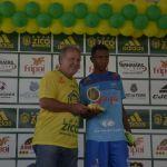 Sub 17 - Artilheiro: Gustavo Rezende – Centro de Futebol Zico – 10 gols