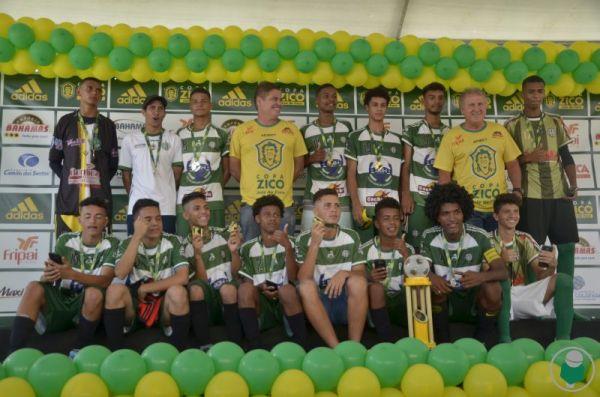 Campeão Sub 17: A.A Barreira